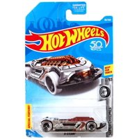 Hot Wheels Super Chromes X-Steam Die-Cast Car [Brown & Chrome]