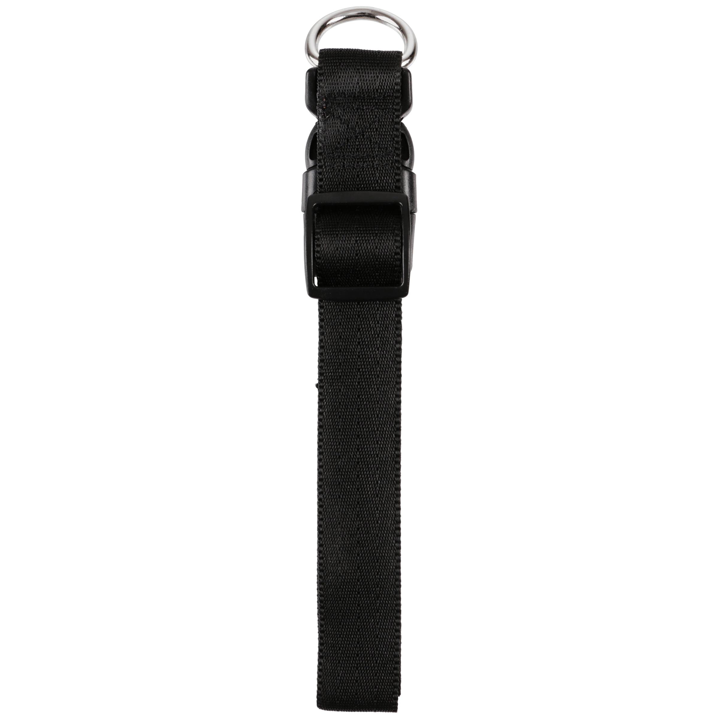 PetWear Adjustable Dog Collar, Black by Pro Group Inc