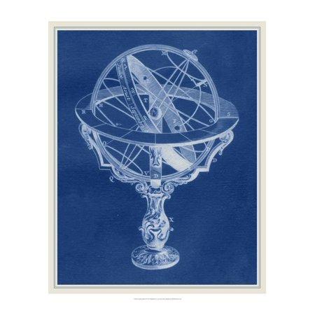 Armillary Sphere II Print Wall Art