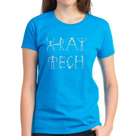 29f293e3 CafePress - CafePress - X Ray Tech Women's Dark T Shirt - Women's Dark T- Shirt - Walmart.com