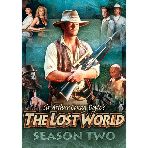 Lost World: Season Two [6 Discs]