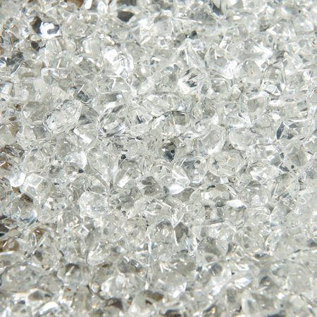 Outdoor GreatRoom Small Crystal Fire Diamonds- 5lbs. ()