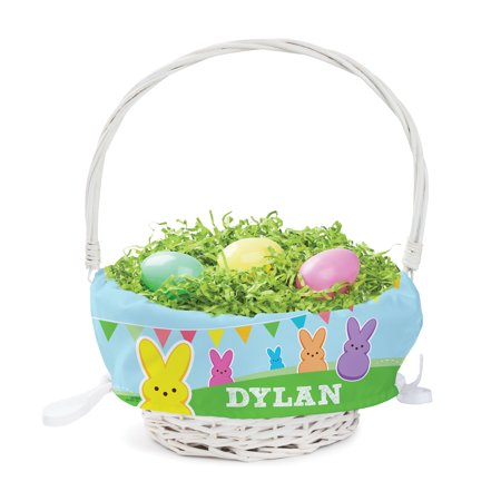 Personalized peeps easter basket walmart personalized peeps easter basket negle Image collections