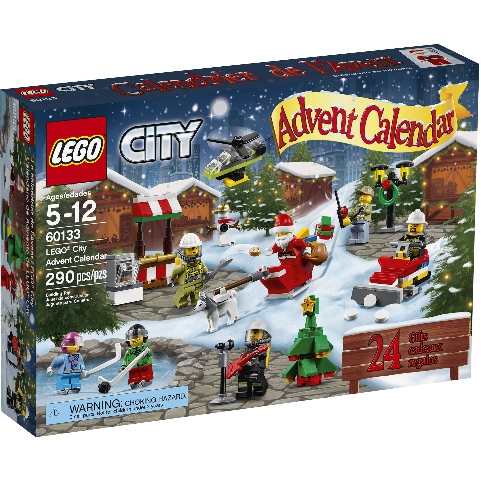 LEGO City Town LEGO City Advent Calendar 60133