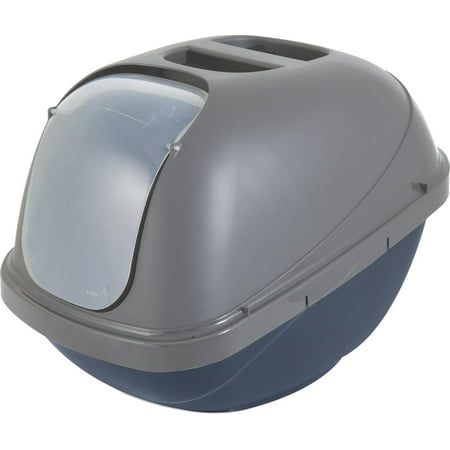 Hood Litter Pan (PETMATE JUMBO BASIC HOODED LITTER PAN)