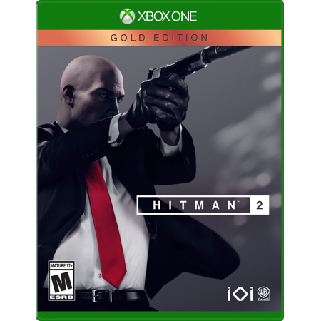 Hitman 2: Gold Edition, Warner Bros, Xbox One, 883929649488