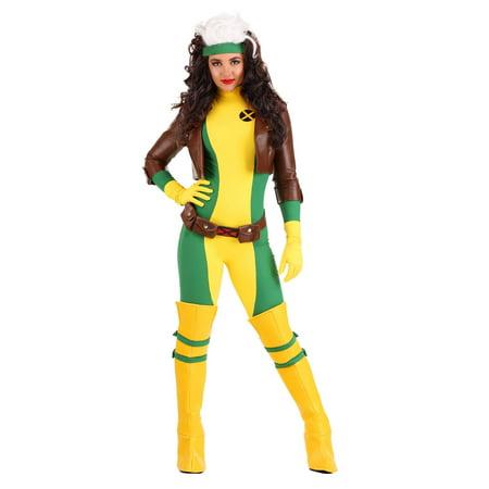 X-Men Women's Rogue Premium Costume - image 1 de 3