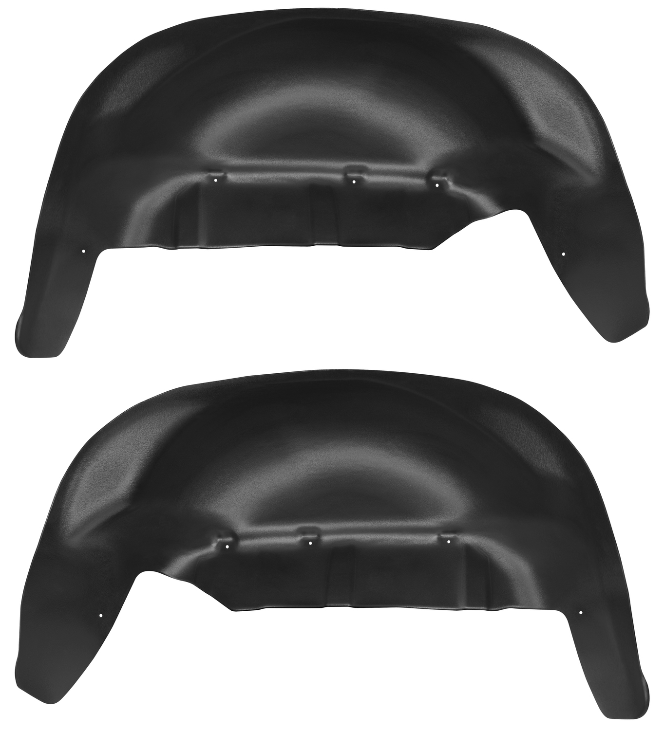 Husky Liners Rear Mud Guards Fits 08-12 Escape 08-11 Mercury Mariner