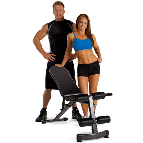 Marcy Foldable Utility Bench: SB-228