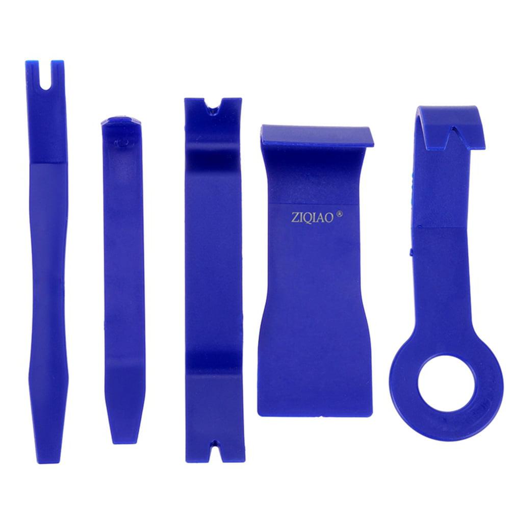 5PCS//Set Car Door Plastic Trim Panel Dash Removal Installation Pry Tool Kit Set