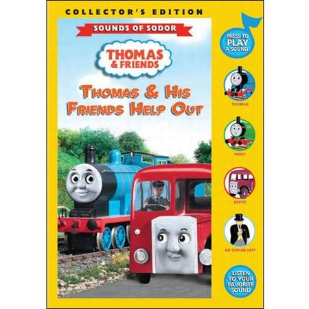 Thomas & Friends: Thomas And His Friends Help Out (Full Frame) ()