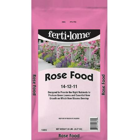 Ferti-Lome 10832 Rose Plant Food, 20 Lbs ()