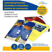 """Royal Sovereign Letter Size - 8 3/4"""" x 11 1/4"""" - 5mil - 100 Sheets, Thermal Laminating Pouches"""