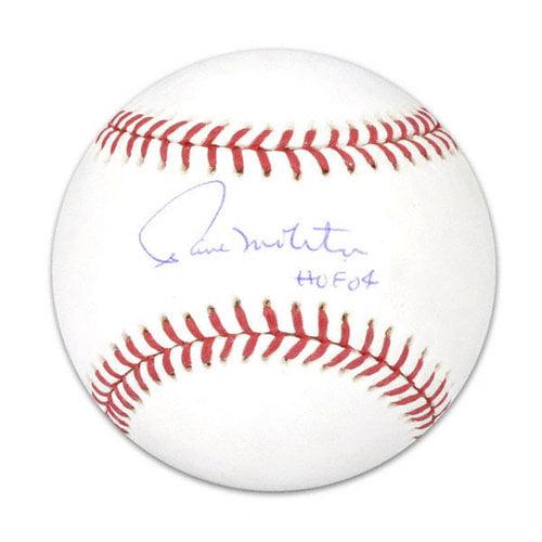 MLB - Paul Molitor Autographed Baseball