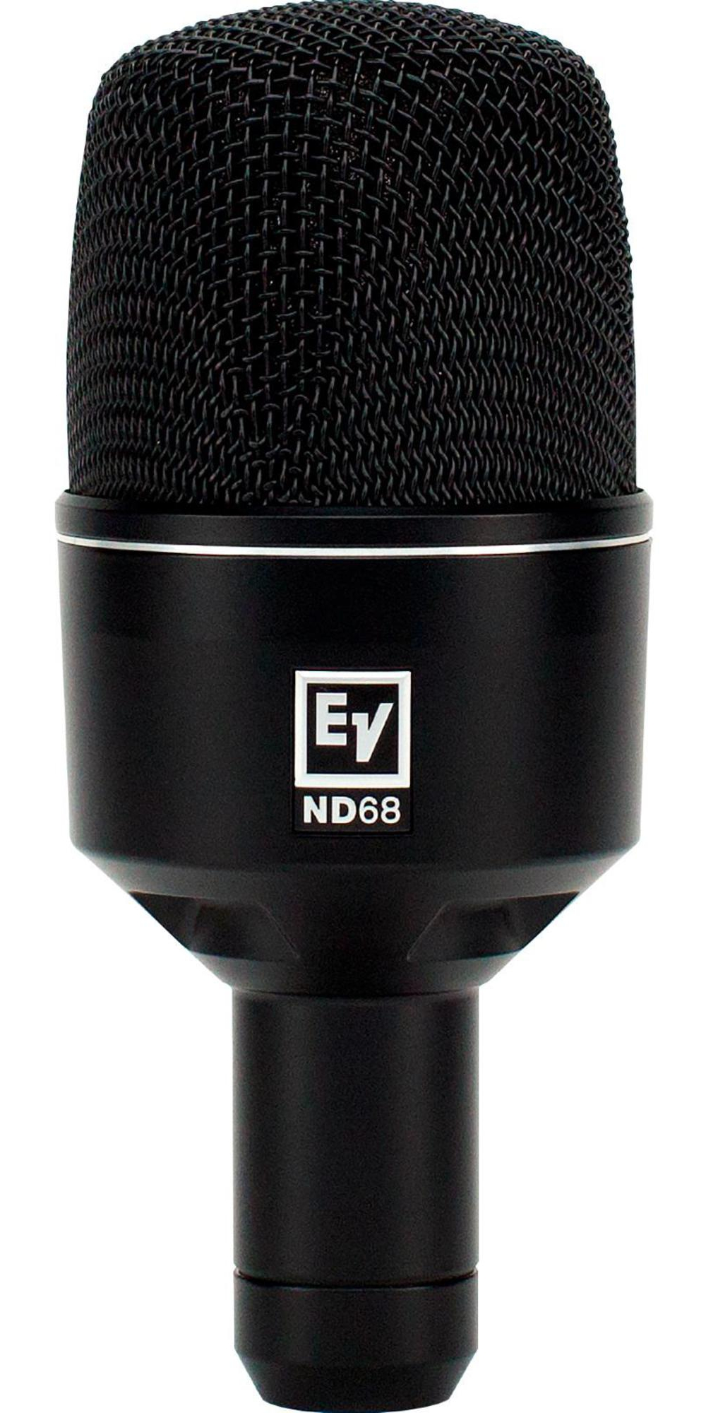ND68 Dynamic Supercardioid Bass Drum Microphone by Electro-Voice