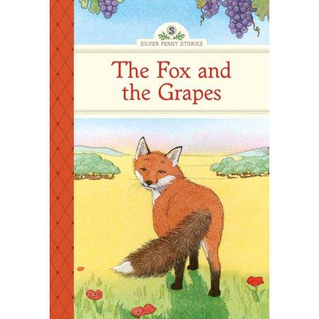 The Fox and the Grapes (The Fox And The Grapes Moral Lesson)