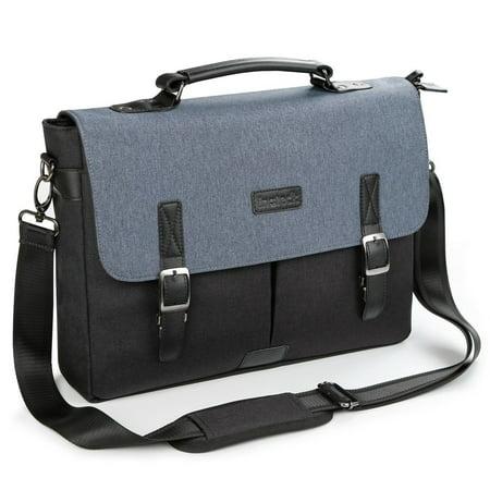 Inateck 14 Inch Water Resistant Messenger Bag Laptop Bag For Apple - Apple Messenger Bag