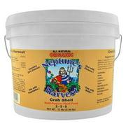 Neptunes Harvest 12 lbs Orange Label Pail Crab Shell Fertilizer - Pack of 4