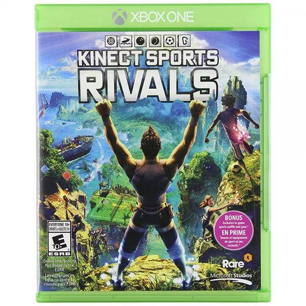 Kinect Sports Rivals Xbox One by Microsoft