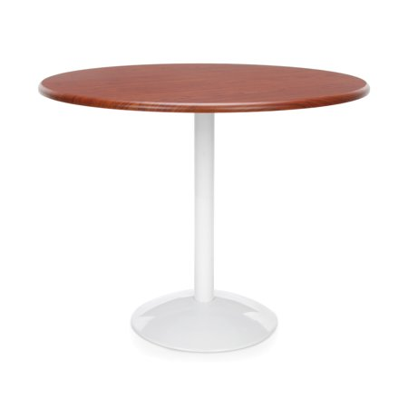 "OFM Orbit Series Model OT36RD 36"" Round Table, Cherry"