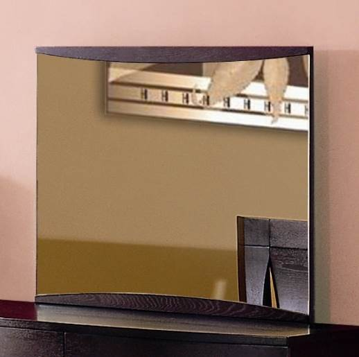 Hokku Designs Milano Bedroom Rectangular Dresser Mirror