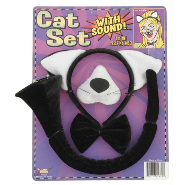 Costumes For All Occasions FM61674 Cat Sound Set