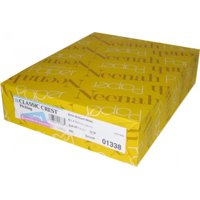 """Classic Crest Recycled Natural White 24# 8.5""""x11"""" 500/pack"""