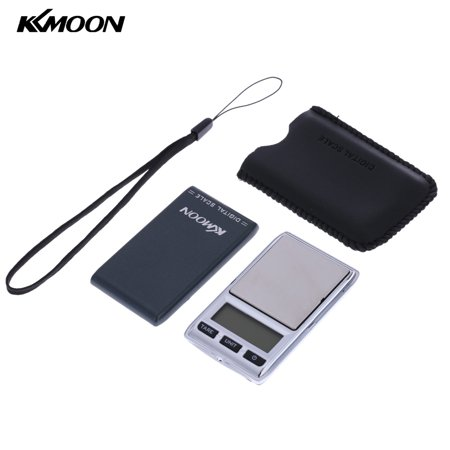 KKmoon 100*0.01g/500*0.1g Mini Digital Scale - image 1 de 1