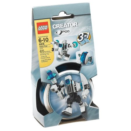LEGO: X-Pod Variety - Robo Pod - image 1 of 1