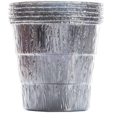 Grills BAC407z Easy Clean-up Bucket Liner-5 Pack Grill Accessories, Clean-up Made Easy- just insert our liners into your drip bucket and toss when full By Traeger