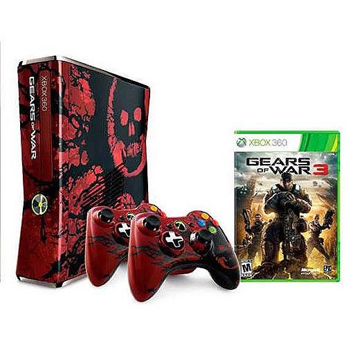 Xbox 360 320GB Gears of War 3 Console