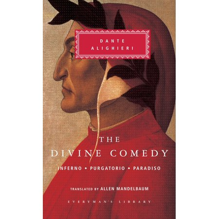The Divine Comedy : Inferno; Purgatorio; Paradiso (in one