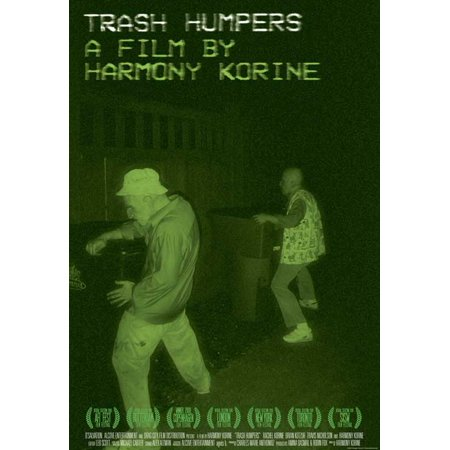 Trash Humpers Poster Movie UK 27 x 40 Inches - 69cm x 102cm Paul Booker Dave Cloud Chris Crofton Charles Ezell Chris Gantry Kevin Guthrie Harmony Korine