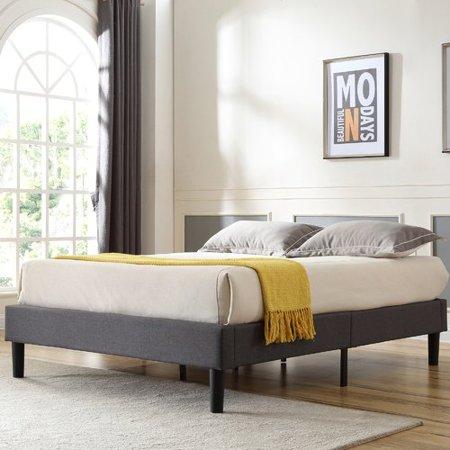 Ebern Designs Neblett Upholstered Platform Bed