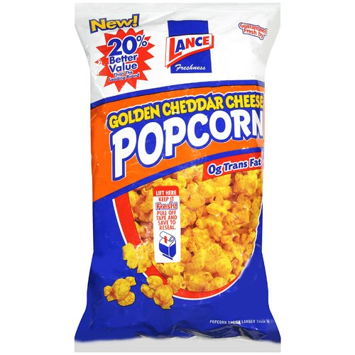 how to make cheddar cheese popcorn