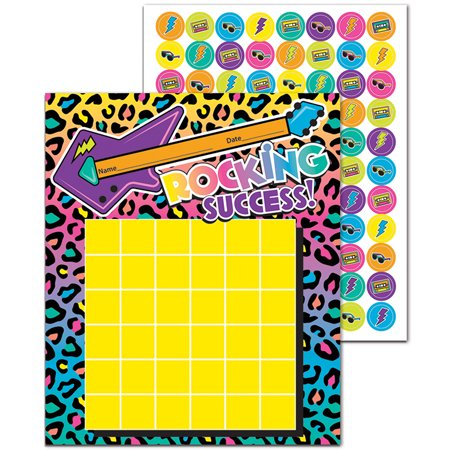 ROCK THE CLASSROOM MINI REWARD CHARTS WITH STICKERS](Sticker Charts)