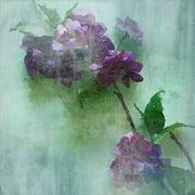"""Purple Sensation 3"" Painting Print on Wrapped Canvas"
