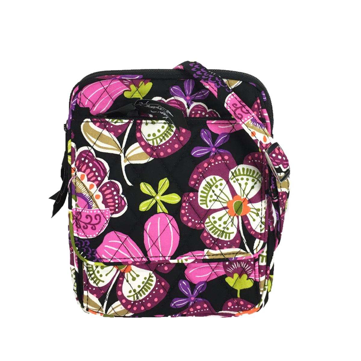Vera Bradley Mini Hipster Crossbody Bag, Pirouette Pink