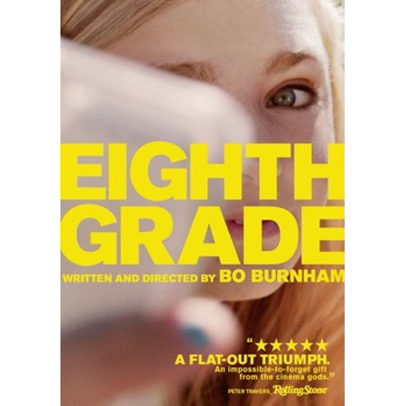Eighth Grade (DVD) (3 Eighths Of An Inch In Mm)