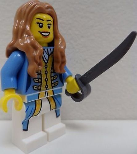 Lego Pirates Governor's Daughter Minifigure [Loose]