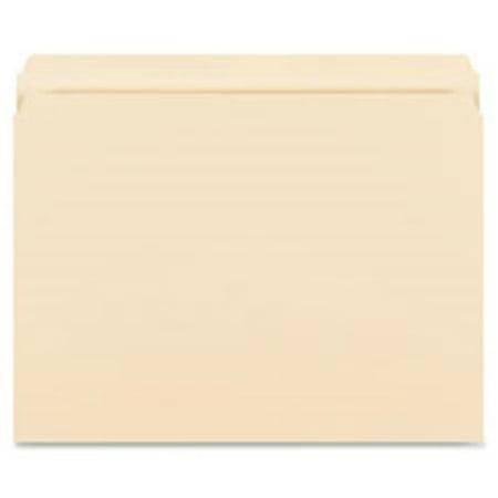 Strt-Cut 1-Ply Tab Heavyweight File Folders, 50 Per