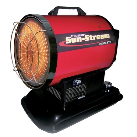 PINNACLE CLIMATE TECHNOLOGIES PT-70-SS-A 70K BTU Radiant Heater