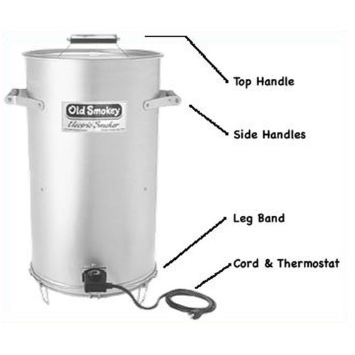 Old Smokey Products Electric Smoker