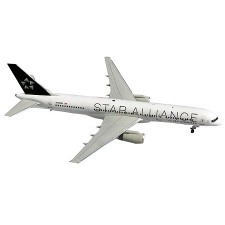 Gemini Jets Us Airways B757 200 Diecast Aircraft  Star Alliance Livery  1 2000 Scale