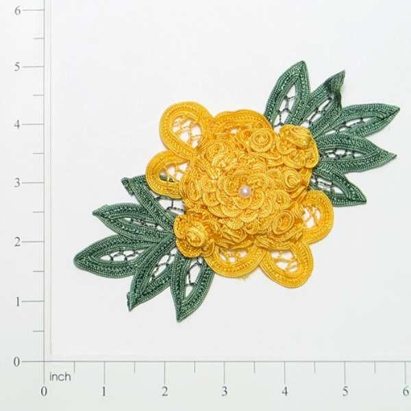 Expo Int'l Craft Bouquet Accent Elizabeth Applique