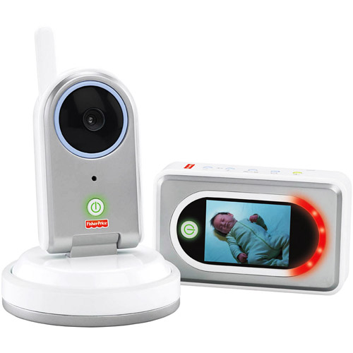 Fisher-Price - Take-Along Portacam Video Baby Monitor