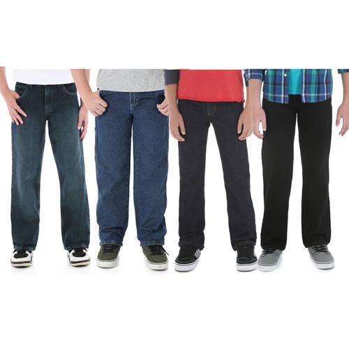 Wrangler Boys' Slim Jeans Your Choice 2 Pack