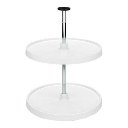 Rev-a- Shelf Value Line-Full Circle-Independently Rotating 2 Shelf Set