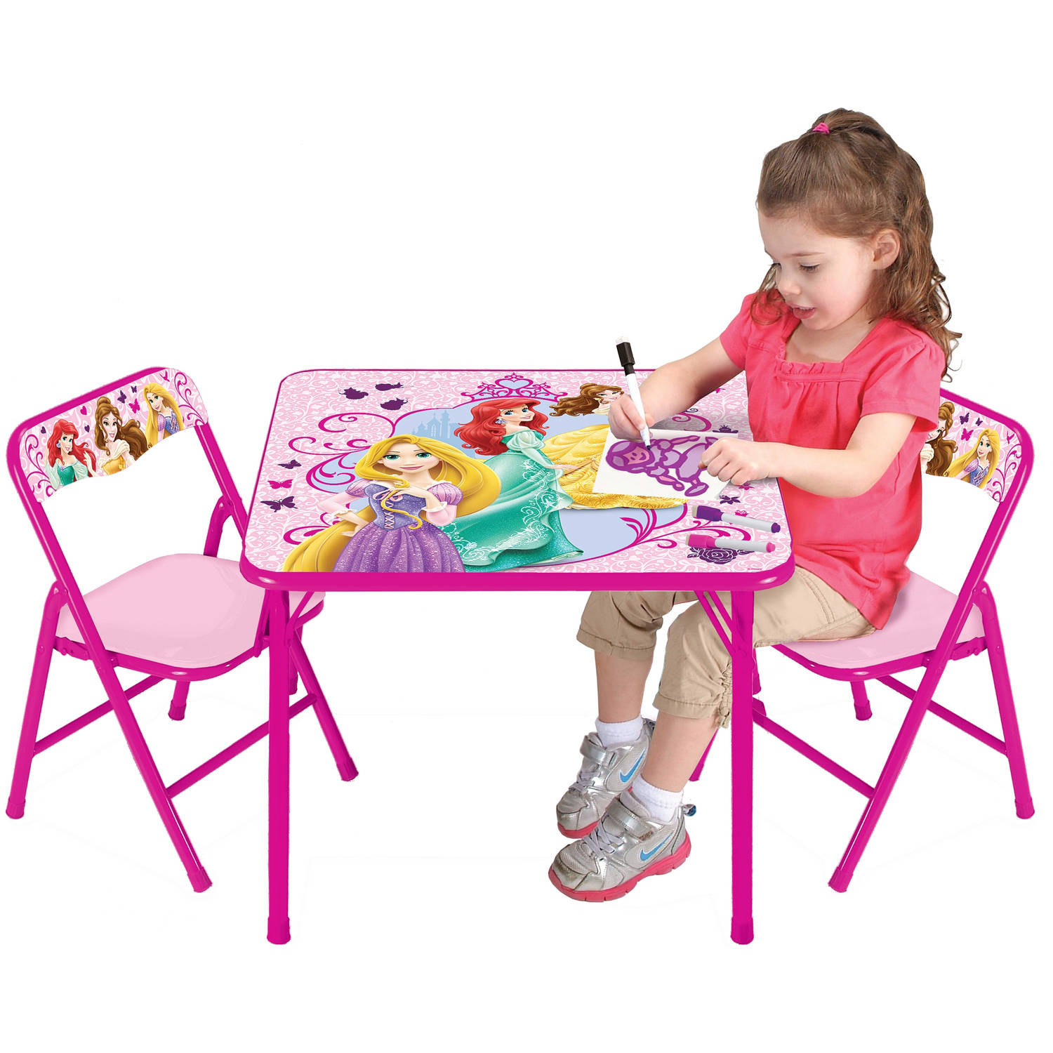 Disney Princess The True Princess Within Activity Table Set