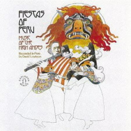 Fiestas of Peru: Music of the High Andes / Various (Fiesta Halloween Peru)